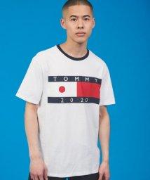 TOMMY HILFIGER/【日本限定】フラッグロゴTシャツ/503132811