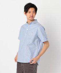GLOSTER/【DANTON/ダントン】丸襟OX半袖シャツ #JD-3569 YOX/COC/503134488