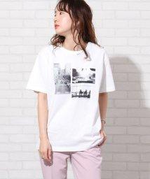 coen/PHOTOプリントTシャツ/503137726