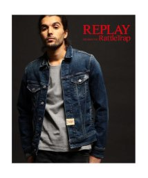 RATTLE TRAP/REPLAY×RATTLE TRAP 【AGED 10 YEARS】 Denim Jacket/503144806