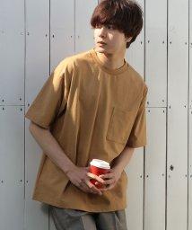 UNION STATION/【USA Cotton】MVS天竺クルーネックTシャツ/503144857