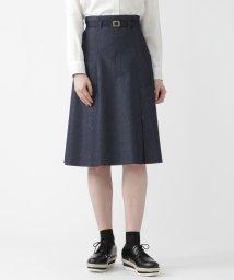 BLUE LABEL CRESTBRIDGE/リアクティブデニムスカート/503146135