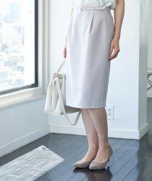 ROPE' PICNIC/【WEB限定サイズ34-42サイズ】【セットアップ対応】麻調ダックコクーンスカート/503146709