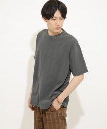 SENSE OF PLACE by URBAN RESEARCH/ヘビーウエイトフェードカラーTシャツ(5分袖)/503146739