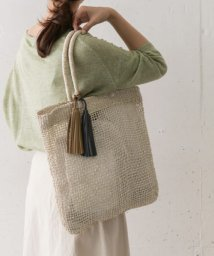 URBAN RESEARCH DOORS/【別注】The Bagmati×DOORS タッセル付トート/503146756