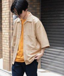 ITEMS URBANRESEARCH/半袖チェックシャツ/503146781