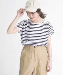 SHIPS Days/SHIPS Days STANDARD:DAILY FANCTION クルーネックTee border/503146853