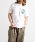 Nylaus/クルーネック 迷彩柄 カモフラージュ柄 ボックスロゴプリント 半袖 Tシャツ/503147053