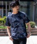 Nylaus/Nylaus select タイダイ染 クルーネック 半袖Tシャツ/503147093