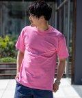 Nylaus/Nylaus select ピグメント染 クルーネック 半袖Tシャツ/503147094