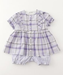 anyFAM(KIDS)/【baby/70-80cm】チェック セットアップ/503147113
