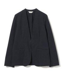 Demi-Luxe BEAMS/Demi-Luxe BEAMS / サッカーストライプ カラーレス ジャケット/503105950