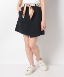 rienda suellta/スカーフ付き ラップスカート/503125029