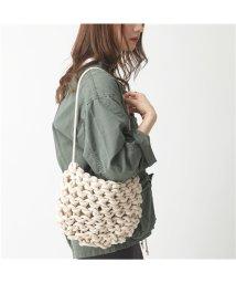 alienina/【alienina(アリエニーナ)】ANNE BAG T20ACB ロープバッグ 編み込み ハンドバッグ ショルダーバッグ 鞄 NATURAL-WHITE レデ/503127655