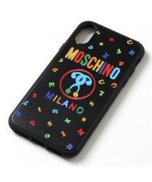 MOSCHINO/【MOSCHINO(モスキーノ)】A7903 8301 iPhoneX/XS専用ケース スマホ スマートフォン カバー 2555 レディース/503127767