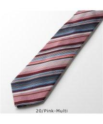 Paul Smith/【Paul Smith(ポールスミス)】552M AX58 ALUX58 カラー2色 シルク ネクタイ レジメ ストライプ メンズ/503127774