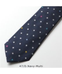 Paul Smith/【Paul Smith(ポールスミス)】552M ALU7 カラー3色 シルク ネクタイ ジャガード 星柄 スター ドット メンズ/503127777