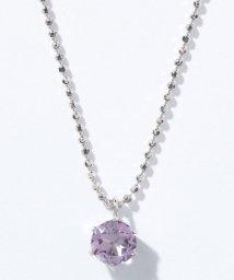 Gems by K/アメジスト0.3ctペンダント/503128274