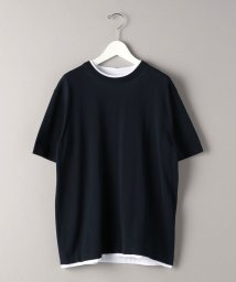 BEAUTY&YOUTH UNITED ARROWS/BY レイヤード ガスコットンニット Tシャツ/503129677
