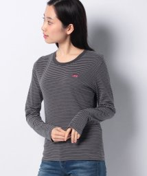 LEVI'S LADY/LS BABY TEE AGNES STRIPE FORGED IRON STR/503132349