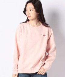 LEVI'S LADY/RELAXED CREW NEW PEACH BLUSH/503132378