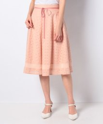 Dear Princess/【セットアップ対応商品】総刺繍レーススカート/503133212