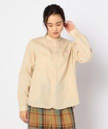 FREDY&GLOSTER/【DANTON/ダントン】LINEN SHIRTS ロングスリーブバンドカラーシャツ #JD-3606KLS/503134479