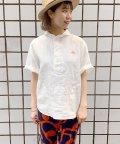 FREDY&GLOSTER/【DANTON/ダントン】LINEN SHIRTS ショートスリーブ丸衿シャツ #JD-3565KLS/503134480