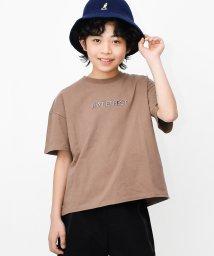 RAT EFFECT/厚盛刺繍半袖Tシャツ/503146044