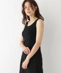 AG by aquagirl/【洗える】ランダムテレコタンクトップ/503147836