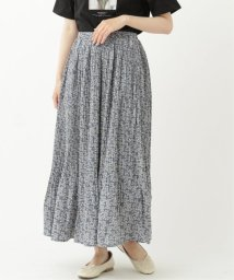 framesRayCassin/小花柄消しプリーツスカート/503147887