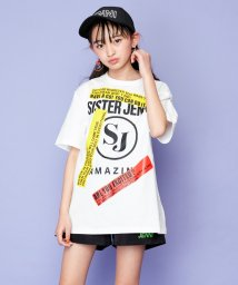 SISTER JENNI/ステッカー風プリント半袖BIGT/503148482