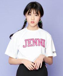 SISTER JENNI/バックスナップデザインロゴ半袖T/503148487