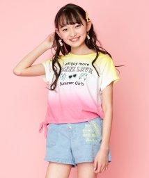 JENNI love/サマーモチーフ段染めTシャツ/503149746