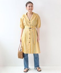 JOURNAL STANDARD relume/【dRA/ドラ】EDUARDO DRESS STRIPE:ワンピース◆/503150276