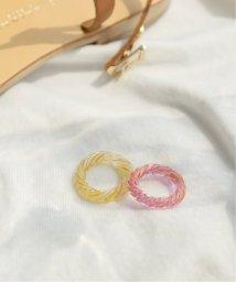 JOURNAL STANDARD relume/【KEANE/キーン】Glass Ring:リング/503150306
