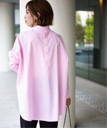 VERMEIL par iena/カラーシャンブレースタンドカラーシャツ◆/503151382