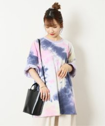 JOURNAL STANDARD/Tie Dye Light RVS TEE/503151669