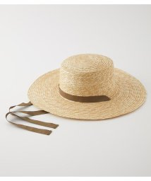AZUL by moussy/RIBBON BOATER HAT/503152038