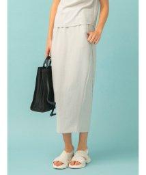 emmi atelier/【emmi atelier】2WAYドライツイルスカート/503152302