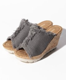 MINNETONKA/YORK Grey Linen 【35700241】/503129841