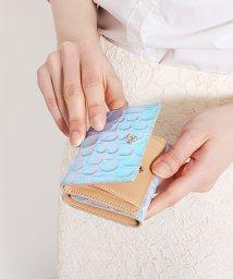 ANNA SUI BAG/ラグーン 三つ折りBOXミニ財布/503133555