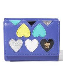 ANNA SUI BAG/ランダムハート 三つ折りBOXミニ財布/503133562