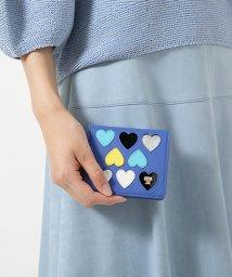 ANNA SUI BAG/ランダムハート 二つ折りミニ財布/503133563