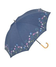 TIMELESS COMFORT/TC LONG PARASOL Flower Bloom BE90676 晴雨兼用・UVカット/503152528