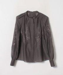 LANVIN COLLECTION/シアー刺繍ブラウス/503058528