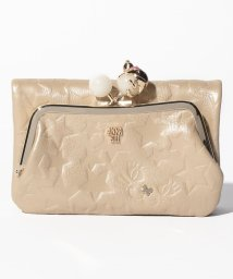 ANNA SUI BAG/プレイングキャット 外口金二つ折り財布/503117743