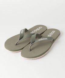 coen/adidas(アディダス) ESYFLP SANDAL(ビーチサンダル/ビーサン)/503120838