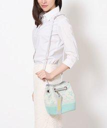 ANNA SUI BAG/スパークル 巾着型バッグ/503133551
