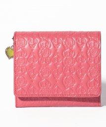 ANNA SUI BAG/インザハート 二つ折りBOX財布/503133558
